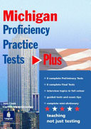 Michigan Proficiency Practice Tests Plus