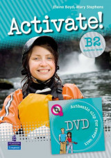 Activate! B2 Students Book/DVD Pack Version 2