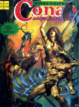 Conan  τεύχος #127