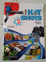 Hot shots workbook with key