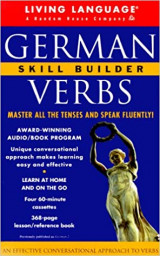German Verbs Skill Builder: The Conversational Verb Program (Living Language Series)
