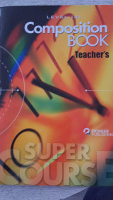 Composition Book Level 4 Teacher's
