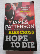Alex Cross Hope to Die