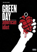 Green Day, American Idiot: Piano, Vocals, Chords