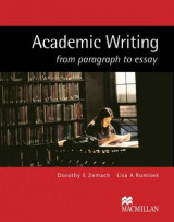 Academic Writing Sudent'S Book Paberback
