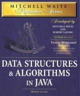Data Structures & Algorithms in Java (Mitchell Waite Signature Series)