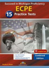 Succeed in Michigan ECPE (Combined Edition - Volumes 1 & 2 )