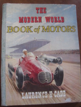 The Modern World Book of Motors.Του 1949