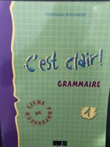C'est Clair - Grammaire Niveau 1 - Livre Du Professeur