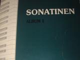Sonatinen Album Band I - Ανθολογία με Σονατίνες και διάφορα κομμάτια για πιάνο