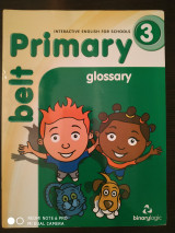 Primary belt glossary Level 3