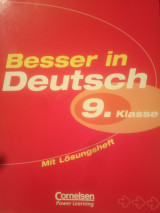 Besser in Deutsch 9. Klasse