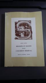Religion et societe dans l'occident medieval