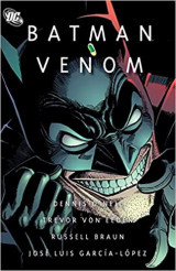 Batman Batman Venom TP New Edition Venom