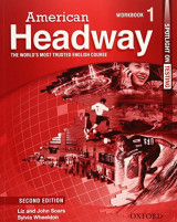 American Headway 1 Workbook