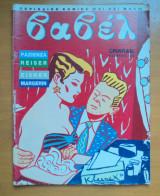 Βαβέλ τεύχος 103 Νοέμβριος 1989