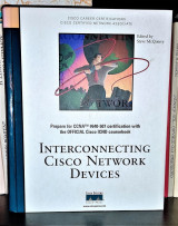 Interconnecting Cisco Network Devices.