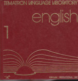 English - Tematron Language Laboratory (Μέθοδος εκμάθησης Αγγλικών) 10 τόμοι + 1 τομος life in Britain + 1 τόμος οδηγός χρήσης
