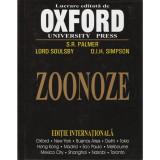 Zoonoze - Editie internationala publicata de Oxford University Press 2005