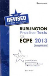Revised Burlington practice tests for ECPE Book 1