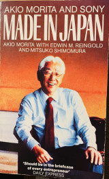 Made in Japan - Akio Morita and Sony