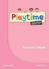 Playtime: Starter: Teacher's Book