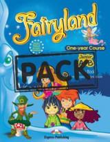 Fairyland Junior A & B (One Year) Power Pack+Ie Book