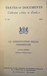 La Constitution belge commentée