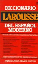 Diccionario Larousse del español moderno