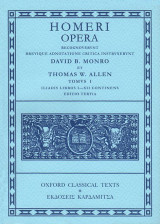 Homeri Opera I