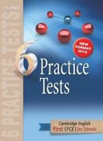 Cambridge English First For Schools 6 Practice Tests