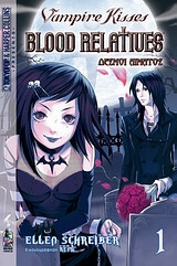 Vampire Kisses: Δεσμοί αίματος 1