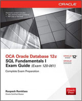 Oca oracle database 12c sql fundamentals i exam guide