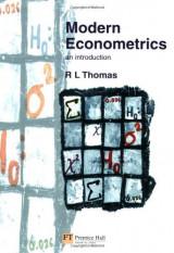 Modern Econometrics: An Introduction