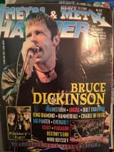 Heavy Metal & Metal Hammer, τεύχος 165, Οκτώβριος 1998