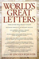The World's Great Letters