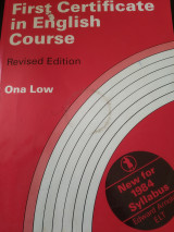 First Certification in English course
