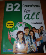 Coursebook for all B2