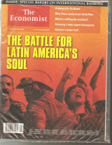 The Economist May 2006 The  Battle For Latin Americas Soul