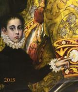 Ημερολόγιο 2015 - Του Δομήνικου Θεοτοκόπουλου τιμής & μνήμης χάριν για τα 400 χρόνια από το θάνατό του