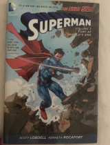 Superman Vol. 3 Volume 3 Superman Volume 3: Fury at World's End (The New 52) Fury at World's End