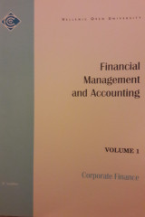 Financial Management and Accounting Vol.1