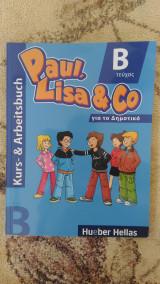 Paul, Lisa & Co, Β' τεύχος, για το Δημοτικό