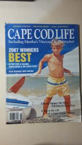 Cape Cod Life - June 2007 - 4.99 $