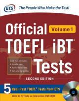 Official TOEFL IBT Tests Volume 1