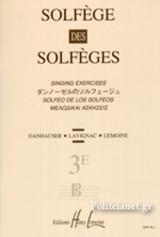 SOLFEGE DES SOLFEGES 3Ε - ΜΕΛΩΔΙΚΑΙ ΑΣΚΗΣΕΙΣ
