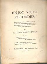 Enjoy Your Recorder