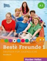Beste Freunde 1 A1 Kursbuch (+ Audio Cd)