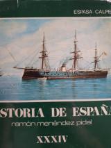 Historia de España Menéndez Pidal