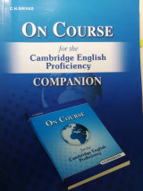 On course for the Cambridge English Proficiency companion